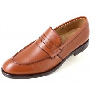 Chaussures Homme Belym de ville en cuir Cognac 3763