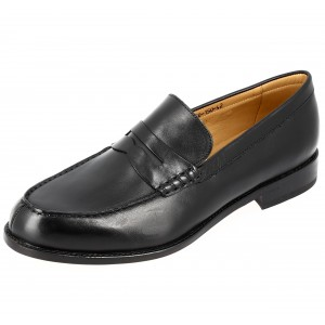 Chaussure Richelieu Homme de ville en cuir noir