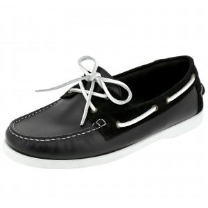 Chaussures bateau homme en...
