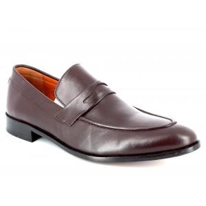 Belym Chaussure Homme Richelieu Cuir Marron