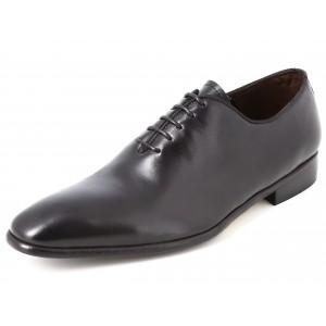 Belym Chaussure Homme de Ville en Cuir Noir